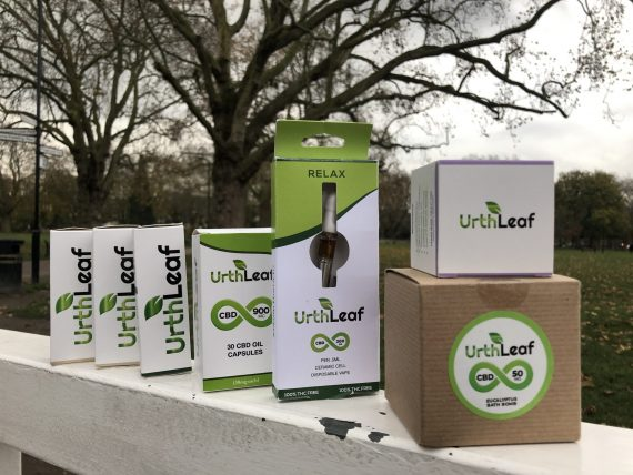 UrthLeaf CBD Review