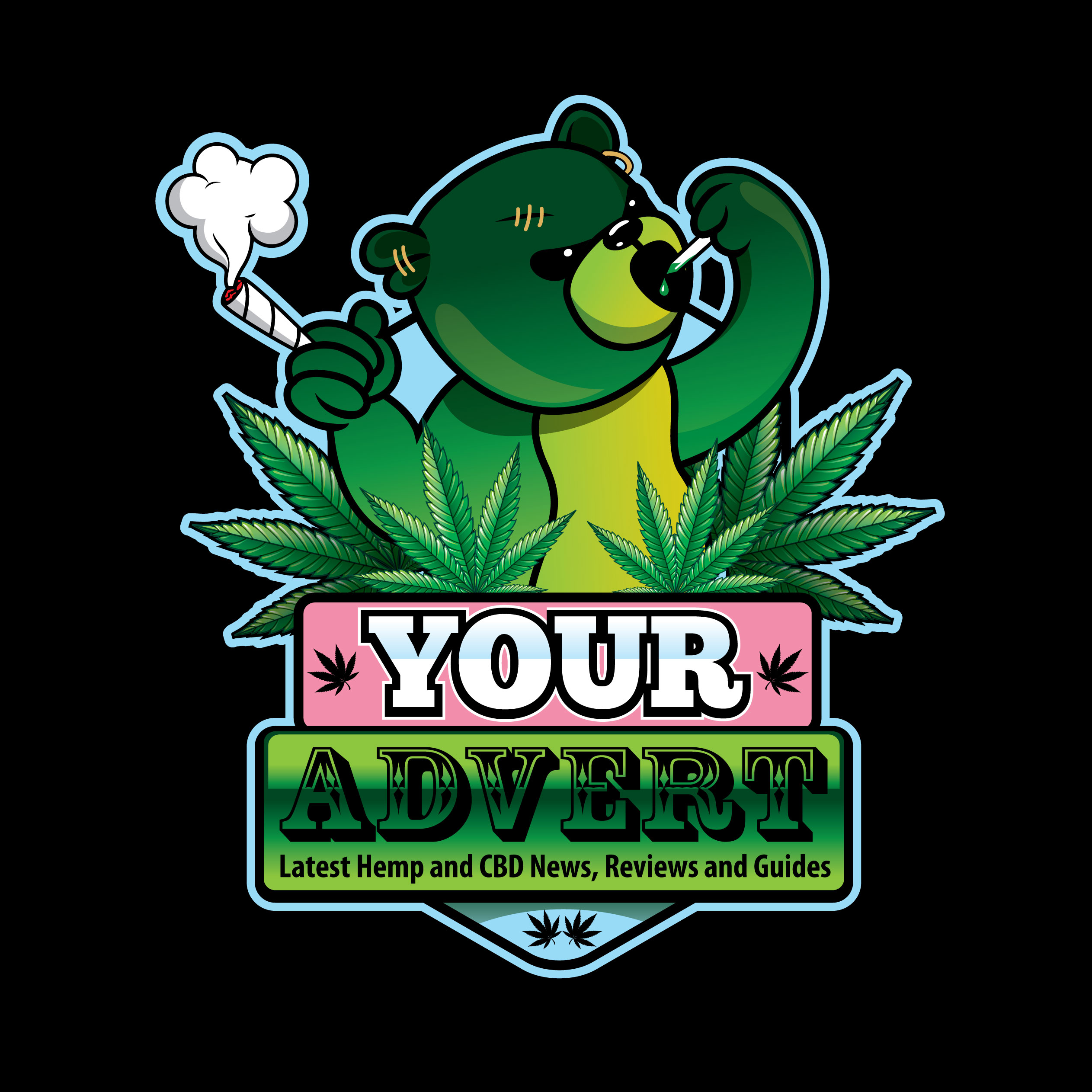 CBD Banner Advertising - CBD Magazine Banner ads