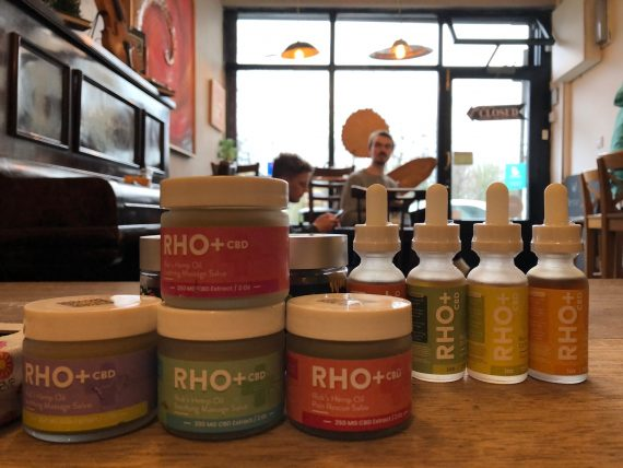 RHO+ Rick's Hemp Oil Review - CBD Oil Tinctures and Hemp Oil Pain Salves